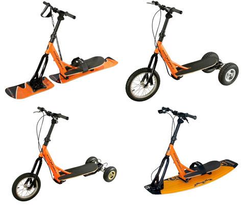 Bikeboard de 3lmtn
