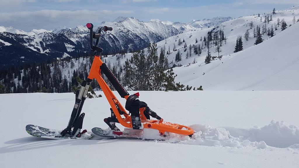 Snowscoot Blackmountain Pycho