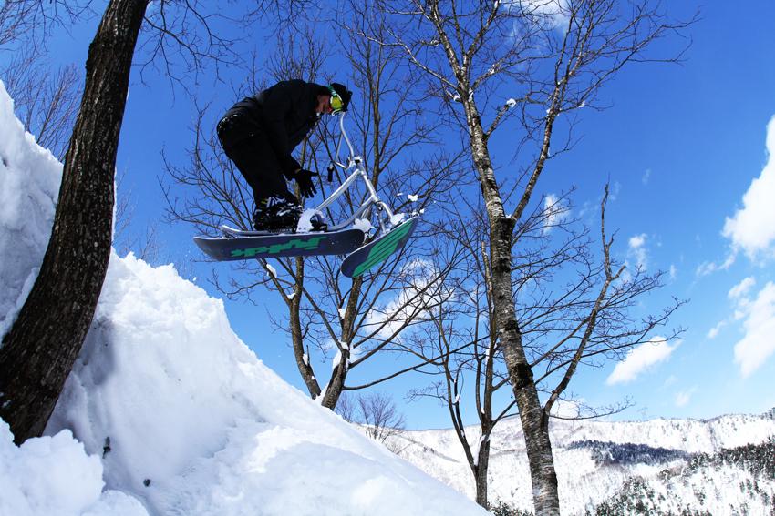 saut snow scoot